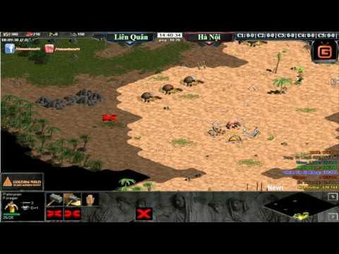 4vs4 Liên Quân vs Hà Nội Ngày 02 05 2016 C1T1