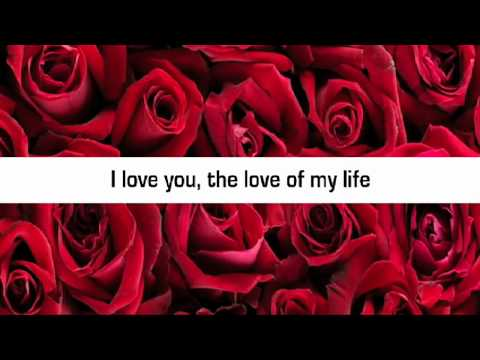 Love of My Life (The Wedding Song)
