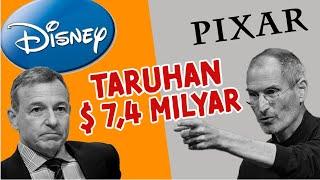 PIXAR: Akuisisi Yang Mentransformasi Disney