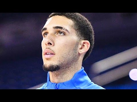 """LiAngelo Ball Gets Signature Shoe Called the """"GELO 3"""" after Leaving UCLA"""