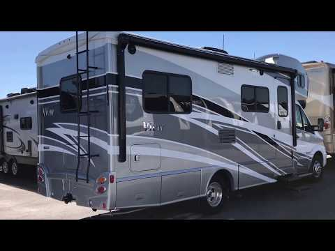 "2018 View 24V by Winnebago  -  w/Paul ""The Air Force Guy"""