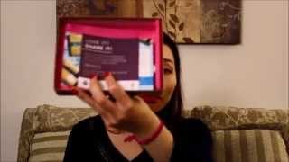 Birchbox Canada December 2014 Unboxing Review Thumbnail