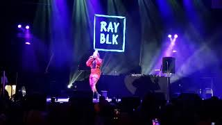 Ray Blk Live at Troxy London. Full Performance.