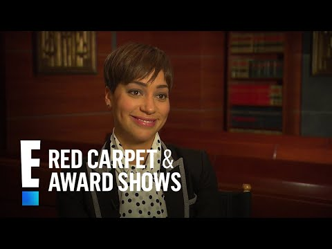 """Cush Jumbo Dishes on Her Character's """"Good Fight""""   E! Live from the Red Carpet"""