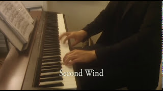 """Second Wind"" Modern Classical Piano Music (Inspirational)"