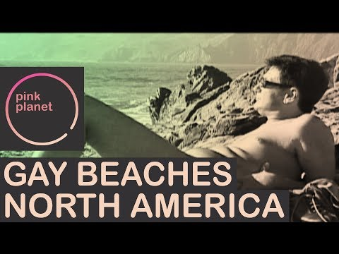 Gay Nude Beaches In North America - Pink Planet Tv - Season 1 - Episode 11