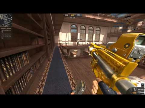 REVIEW OA-93 ANTIQUE (POINT BLANK GARENA INDONESIA)