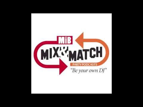MIB Roadshow MIX-N-MATCH #001 (Bhangra Bollywood Nonstop 2015) [ 100-90 BPM ]