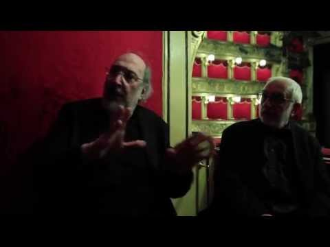 TJF 2014 - Intervista a Gianluigi TROVESI e Gianni COSCIA