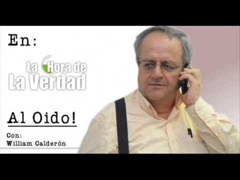 LA HORA DE LA VERDAD - SECCION AL OIDO - MARTES NOV 14/17