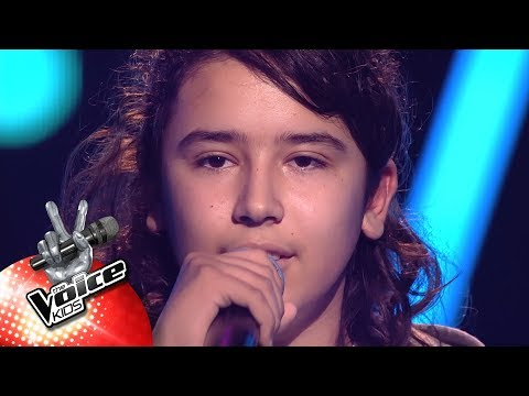 Latif - 'Bang Bang' | Blind Auditions | The Voice Kids | VTM