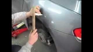 Boyasız Göçük Düzeltme BMW Z4 / MTC OTO