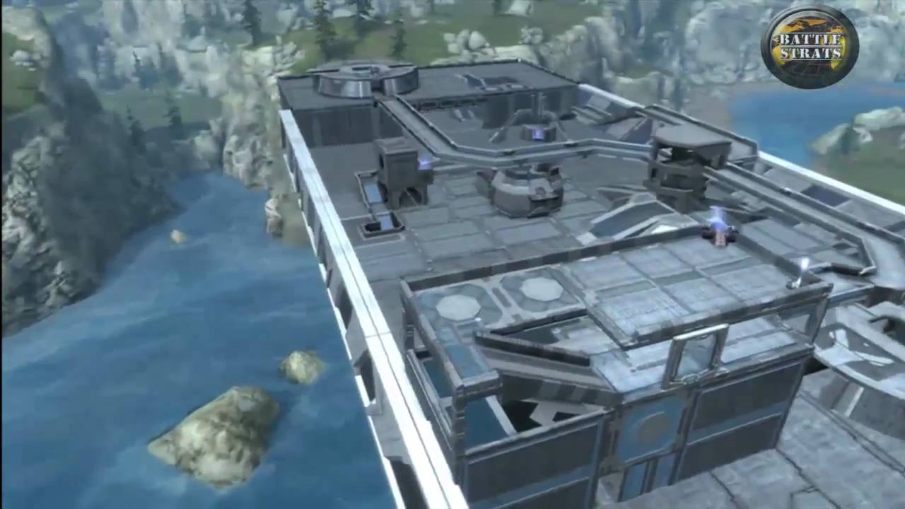 Pages in category Halo Reach multiplayer maps