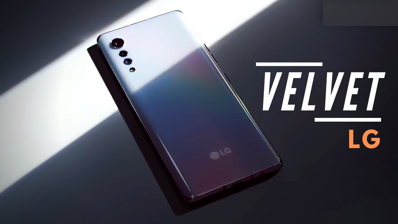 LG Velvet 5G - Specification | Launch | Price In India [Hindi ...