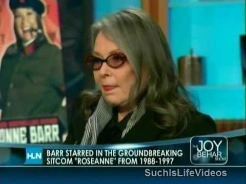 "Joy Behar - Roseanne Barr On Her New Book ""Roseannearchy"""