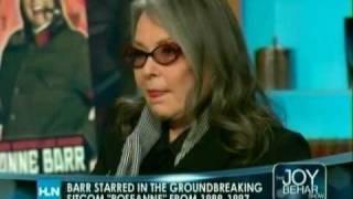 Joy Behar - Roseanne Barr On Her New Book