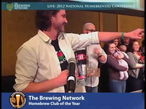 National Homebrewers Conference 2012 Awards Ceremony
