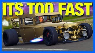 Forza Horizon 4 : Is This Car Too Fast?!?
