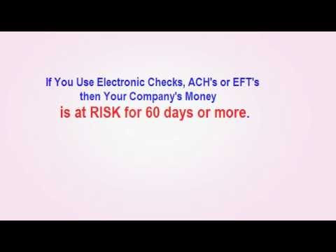 Electronic Check Payments - Electronic Checks Are Risky & Costly foryour business