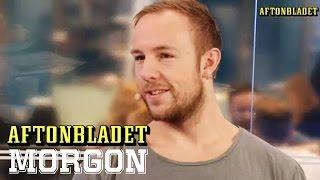 Emil Christensen i Aftonbladet Morgon