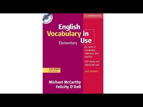 Review sách English Vocabulary In Use - Elementary [ENGLISH EVERYDAY]