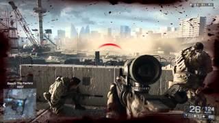 Battlefield 4 60 FPS 1080p gameplay
