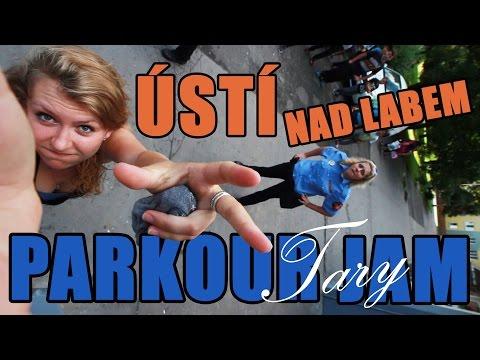Parkour trip Ústí nad Labem #2 | Tary