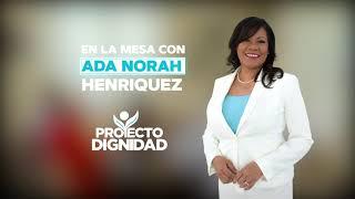 Conversando con Ada Norah Henriquez - Experiencia Laboral