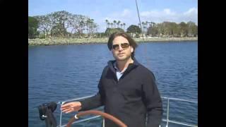 Single handed operation of the Jeanneau Yacht 57 By: Ian Van