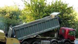 Асфальтирование дороги(, 2011-02-10T09:17:40.000Z)
