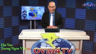 OVM4TV 586: Cuba tố cáo Mỹ chuẩn bị xâm lược Venezuela.