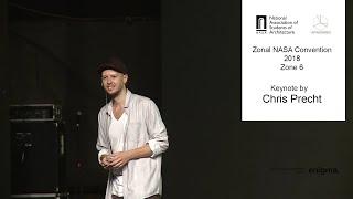 Keynote by Ar. Chris Precht at Zonal NASA Convention 2018