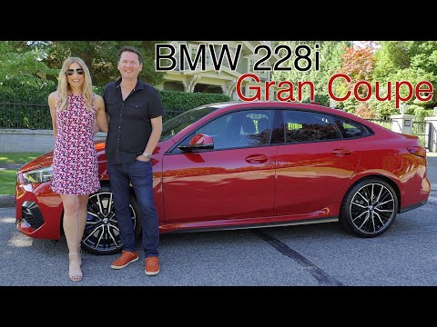 BMW 228i Gran Coupe Review //  Would You, Could You?
