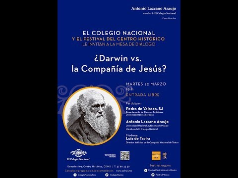 ¿Darwin vs. la Compañía de Jesús?