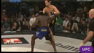 KIMBO SLICE In MMA Mixed Martial Arts AMERICAN DREAMBOAT DESTROYED
