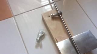 видео нержавеющий пруток