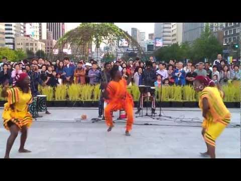Africa Dance in Seoul
