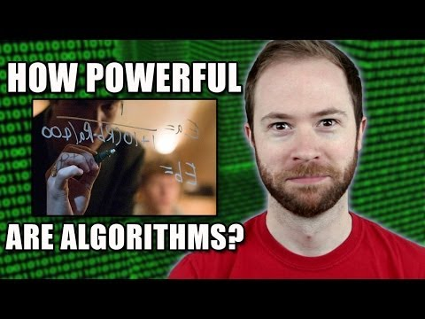 How Powerful Are Algorithms? | Idea Channel | PBS Digital Studios