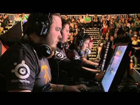 DH Winter: Team LDLC vs. Fnatic Game 2