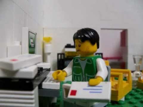 Lego Twelve Pains of Christmas (2)