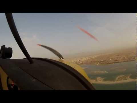 GoPro Airplane Tour