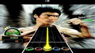 Buckethead - Enter the Dragon Bruce Lee theme (Frets On Fire)