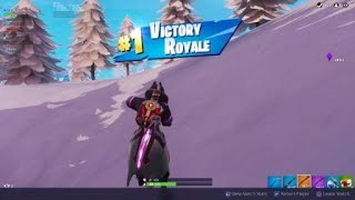 Fortnite Saison X SQUADS WIN #3 - Peau catalyseur
