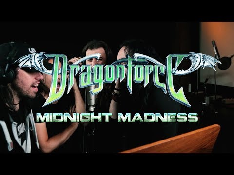 "Dragonforce ""Midnight Madness"" (OFFICIAL VIDEO)"