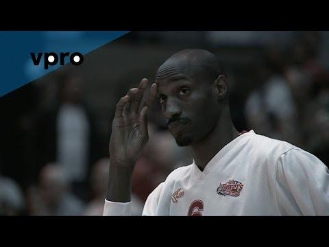 Basketballer Anthony Richardson (vpro Holland Sport)
