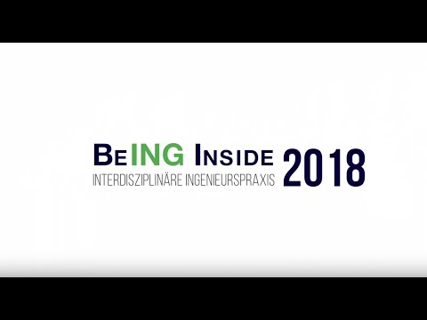 BeING Inside 2018 an der TU Dresden