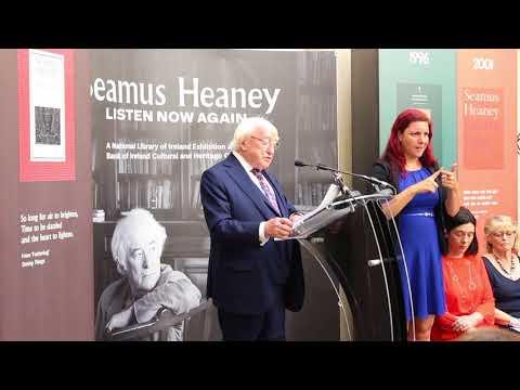 'Seamus Heaney: Listen Now Again'