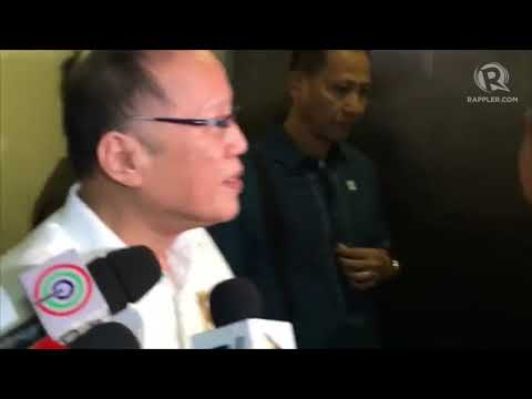Aquino says he is 'confident' in his position amid Senate dengue vaccine probe