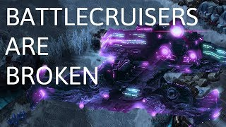 BattleCruiser has too much POWER | IODIS|