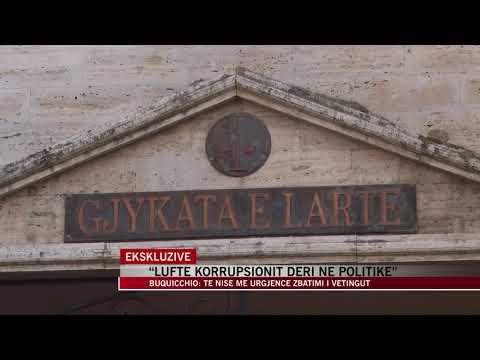 Buquicchio: Korrupsioni në Shqipëri në nivele alarmate - News, Lajme - Vizion Plus